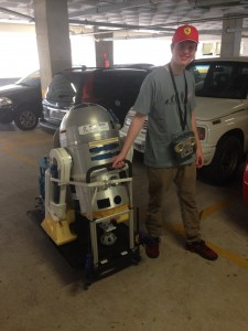 R2 to go